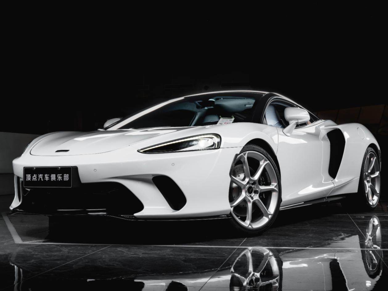 迈凯伦 迈凯伦GT 白色/黑色 2019款 4.0T 标准型