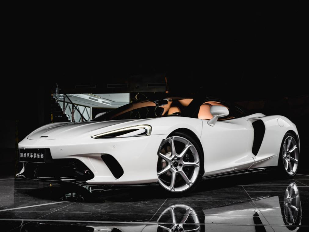 迈凯伦 迈凯伦GT 白色/棕色 2019款4.0T 准型